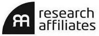 mark for RESEARCH AFFILIATES, trademark #76633794