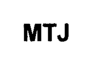 mark for MTJ, trademark #76633962
