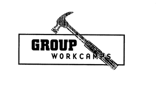 mark for GROUP WORKCAMPS, trademark #76634485