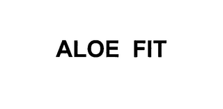 mark for ALOE FIT, trademark #76635641