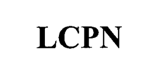 mark for LCPN, trademark #76635657