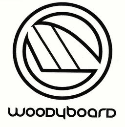 mark for WOODYBOARD, trademark #76638185