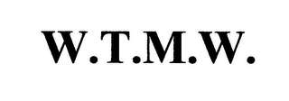 mark for W.T.M.W., trademark #76638260