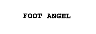 mark for FOOT ANGEL, trademark #76639098
