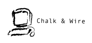 mark for CHALK & WIRE, trademark #76639431