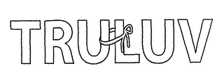 mark for TRULUV, trademark #76640146