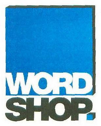 mark for WORD SHOP., trademark #76640327