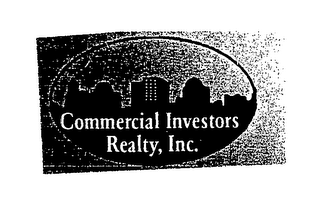 mark for COMMERCIAL INVESTORS REALTY, INC., trademark #76641745