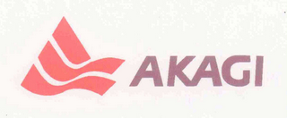 mark for AKAGI, trademark #76641804
