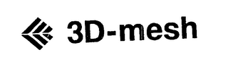 mark for 3D-MESH, trademark #76642401
