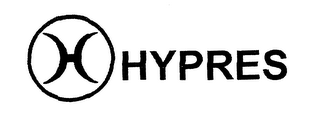 mark for H HYPRES, trademark #76642599