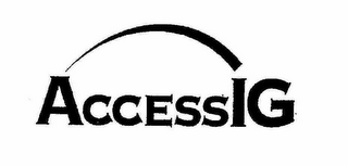 mark for ACCESSIG, trademark #76643825