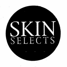 mark for SKIN SELECTS, trademark #76644075