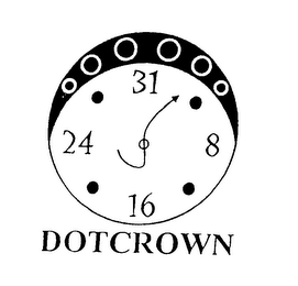 mark for DOTCROWN, trademark #76644249