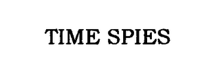 mark for TIME SPIES, trademark #76644310