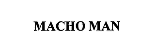 mark for MACHO MAN, trademark #76645085