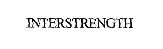 mark for INTERSTRENGTH, trademark #76645867