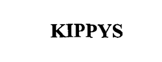 mark for KIPPYS, trademark #76647009