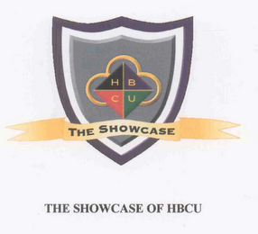 mark for THE SHOWCASE OF HBCU, trademark #76647013