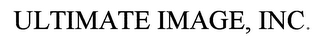 mark for ULTIMATE IMAGE, INC., trademark #76647254