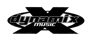 mark for X DYNAMIX MUSIC, trademark #76647433