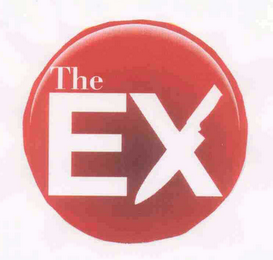 mark for THE EX, trademark #76647644