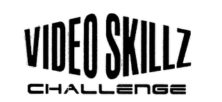 mark for VIDEO SKILLZ CHALLENGE, trademark #76647669