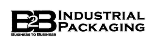 mark for B2B INDUSTRIAL PACKAGING BUSINESS TO BUSINESS, trademark #76648017