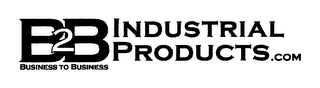 mark for B2B INDUSTRIAL PRODUCTS.COM BUSINESS TO BUSINESS, trademark #76648018