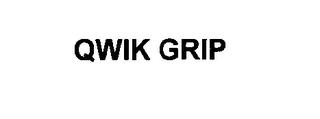 mark for QWIK GRIP, trademark #76648644
