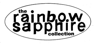 mark for THE RAINBOW SAPPHIRE COLLECTION, trademark #76648676