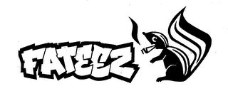 mark for FATEEZ, trademark #76648750