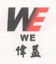 mark for WE WE, trademark #76649253