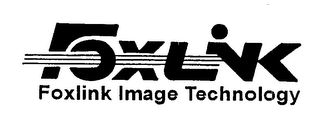 mark for FOXLINK FOXLINK IMAGE TECHNOLOGY, trademark #76649349