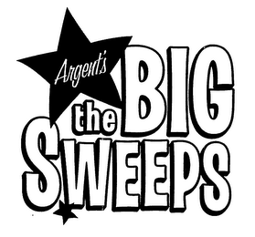 mark for ARGENT'S THE BIG SWEEPS, trademark #76649421