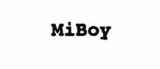 mark for MIBOY, trademark #76649811
