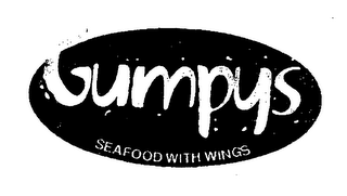 mark for GUMPYS SEAFOOD WITH WINGS, trademark #76649920