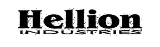 mark for HELLION INDUSTRIES, trademark #76650154