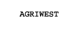 mark for AGRIWEST, trademark #76650632