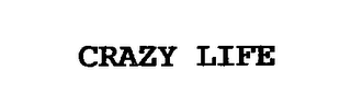 mark for CRAZY LIFE, trademark #76650649
