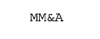 mark for MM&A, trademark #76650789