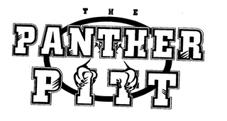 mark for THE PANTHER PITT, trademark #76651313