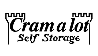 mark for CRAM A LOT SELF STORAGE, trademark #76651341