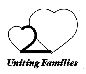 mark for UNITING FAMILIES, trademark #76652525