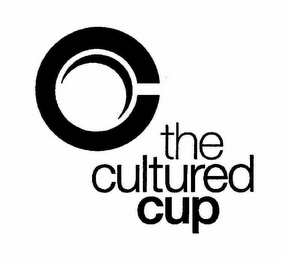 mark for C THE CULTURED CUP, trademark #76652563