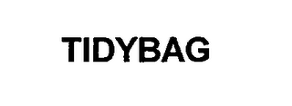 mark for TIDYBAG, trademark #76652838
