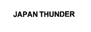mark for JAPAN THUNDER, trademark #76653009
