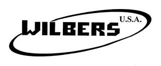 mark for WILBERS U.S.A., trademark #76653264