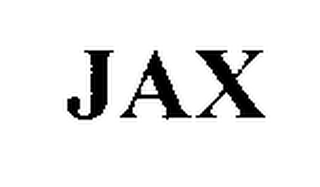 mark for JAX, trademark #76653931