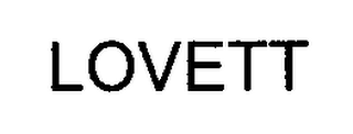 mark for LOVETT, trademark #76654014